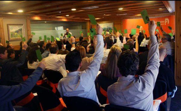 3r Congrés Ordinari-Demòcrates Andorra_Votacions